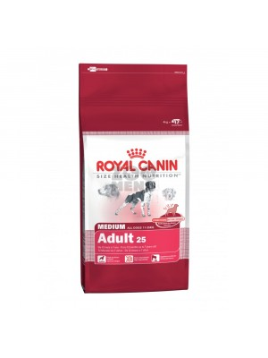 ROYAL CANIN MEDIUM ADULT храна за средни породи кучета от 1 до 7 год.