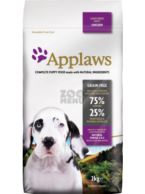 Applaws Puppy Large Breed суха храна