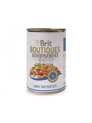 BRIT BOUTIQUES GOURMANDES - Консерва със заешко месо