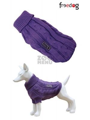 Пуловер за куче FREEDOG NATURE LAVANDA