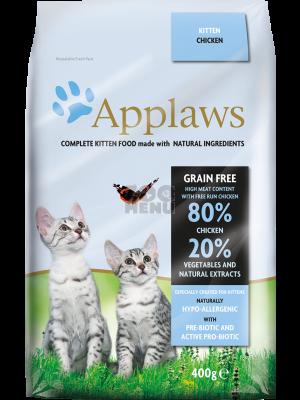 APPLAWS KITTEN CHICKEN суха храна за подрастващи котки до 1 година